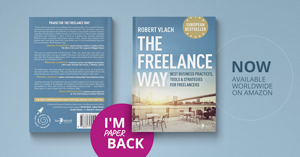 The Freelance Way (paperback edition)