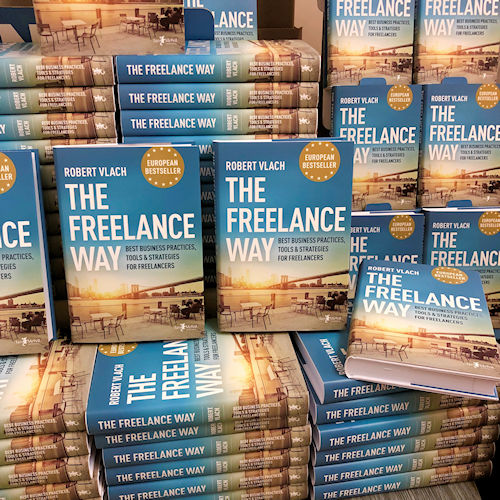 The Freelance Way (first print copies)